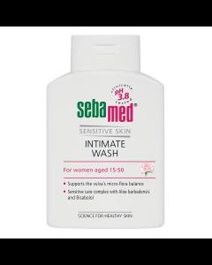 SEBAMED Feminine gel za intimno pranje pH 3,8 200 ml