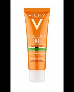 Vichy Sun Anti-akne mat krema SPF30+ 50 ml