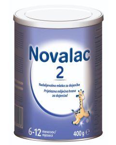 Novalac 2, prijelazna mliječna hrana za dojenčad, 400 g