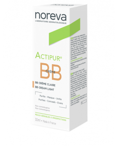 Noreva Actipur BB krema light 30 ml