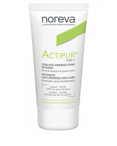 Noreva Actipur 3u1 intenzivna njega protiv nesavršenosti kože 30 ml