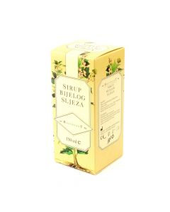 Holyplant Sirup bijelog sljeza 150 ml