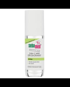 SEBAMED 24h deodorant roll-on - limeta 50 ml