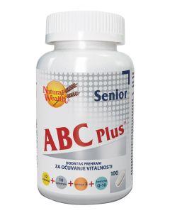 NW ABC Plus senior 100 tableta