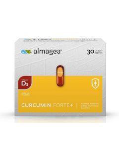 Almagea Curcumin forte+ 30 kapsula