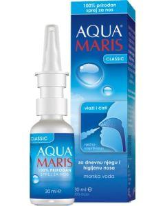 Aqua Maris Classic, sprej za nos 30 ml