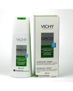 Vichy Dercos Šampon protiv prhuti za masno vlasište 200 ml