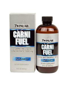 Twinlab Carni fuel - tekući L-karnitin 237 ml