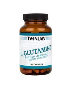 Twinlab L-glutamin 500 mg 100 kapsula