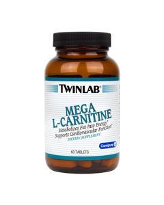 Twinlab Mega L-carnitine 60 tableta