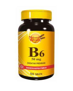 NW Vitamin B6 50 tableta