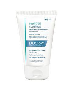 Ducray Hidrosis Control Antiperspirantna krema 50 ml