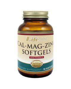 Twinlab Kalcij-magnezij-cink 90 kapsula