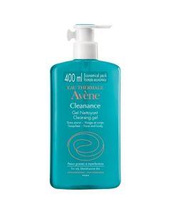 Avène Cleanance gel za čišćenje lica i tijela 400 ml