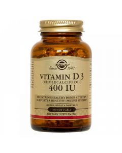 Solgar Vitamin D3 100 kapsula