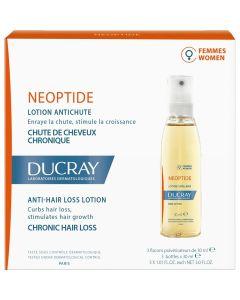 Ducray Neoptide Women losion protiv ispadanja kose 3x30 ml