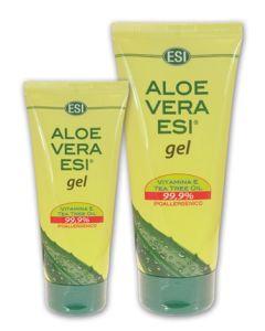 ESI ALOE VERA GEL obogaćen vitaminom E i uljem australskog čajevca 200 ml