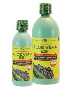 ESI ALOE VERA NAPITAK obogaćen medom i koncentriranim sokom od plodova borovnice 1L