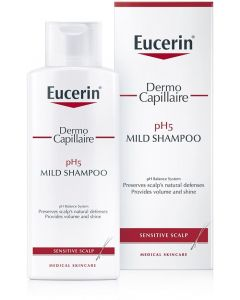 Eucerin DermoCapillaire pH5 šampon 250 ml