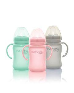 EVERYDAY staklena čaša Sippy 150 ml