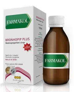 PIP Farmakol Bronhopip plus sirup