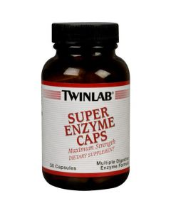 Twinlab Super enzim kapsule