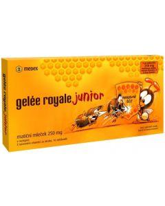 Medex Gelee royale junior 9 ml 10 ampula