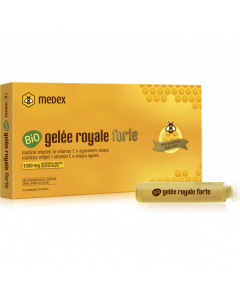 Medex Gelee royale bio forte 9 ml 10 ampula