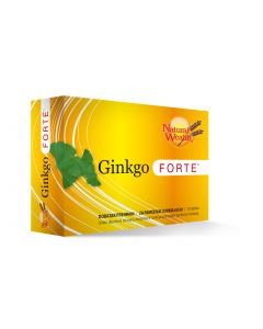NW Ginkgo forte 72 tablete