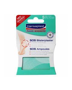 Hansaplast SOS flaster protiv žuljeva i mjehura veliki 5 komada