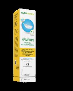 Nutripharm Hemerin krema 50 ml