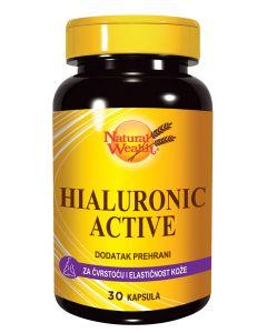 NW Hialuronic active 30 kapsula