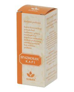 Suban Spazmosan® biljne kapi 30 ml