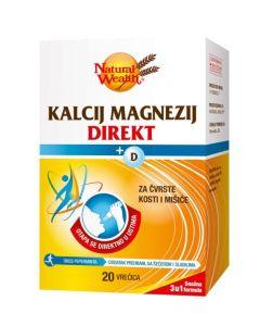 NW Kalcij Magnezij Direkt + D