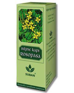 Suban Biljne kapi rosopasa 30 ml