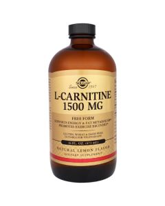 Solgar L-Carnitine 1500 mg 437 ml