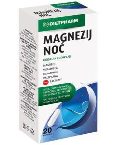 Magnezij NOĆ 20 kapsula