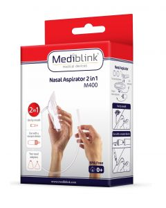 Mediblink Nosni Aspirator 2u1