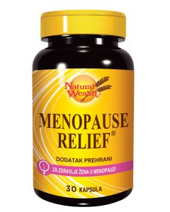 NW Menopause relief 30 tableta
