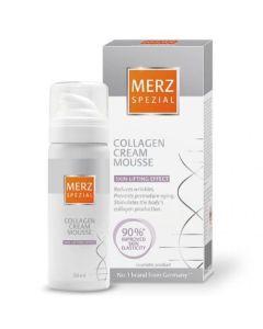 Merz Spezial Collagen Cream Mousse 50 ml
