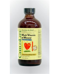 Twinlab Child life Multivitamini & minerali 237 ml