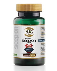 Hug Your Life SLEEP ON kapsule 30 X 440 MG