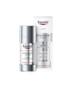 Eucerin Hyaluron-Filler noćni piling i serum 2x15 ml