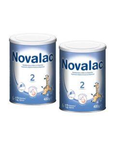 Novalac 2 DUO PACK 2x400 g