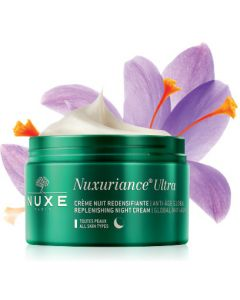 Nuxe Nuxuriance® Ultra Crème Nuit Redensifiante Anti-Âge Global 50 ml