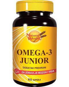 NW Omega - 3 Junior 60 kapsula
