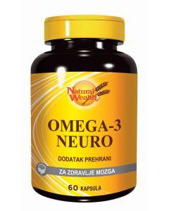 NW Omega - 3 Neuro 60 kapsula