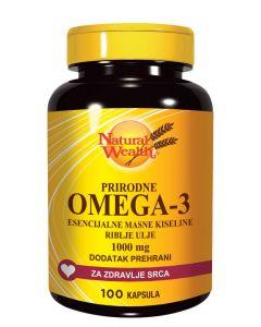 NW Omega 3 100 kapsula