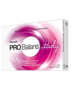 PRObalans  Lady vaginalete
