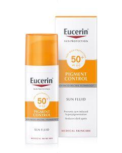 Eucerin Pigment Control fluid za zaštitu kože lica od sunca SPF 50+ 50 ml